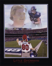 Little Showman - Jeremy Shockey