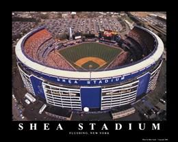 Shea Stadium - Ny Mets - Flushing