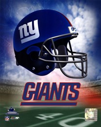 N.Y. Giants Helmet Logo