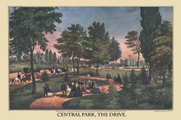 Central Park; The Drive