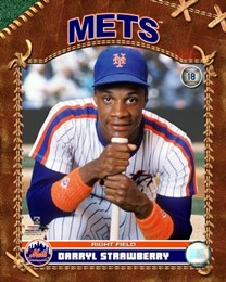 Darryl Strawberry - 2007 Vintage Studio Plus