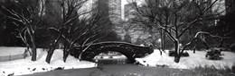 New York - Stone Bridge In Central Park