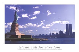 Stand Tall for Freedom