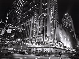 Radio City Music Hall Crossing