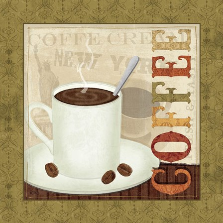 Coffee Cup III by Veronique Charron art print